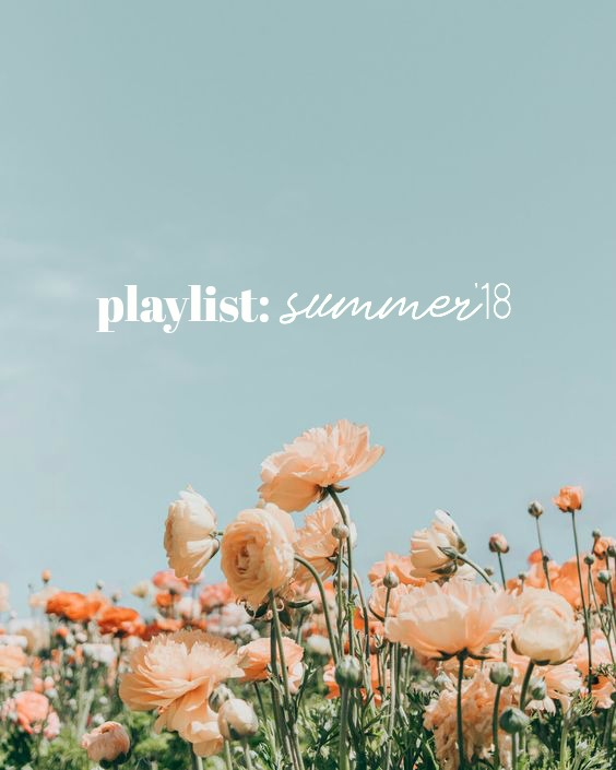 Playlist Summer 2018