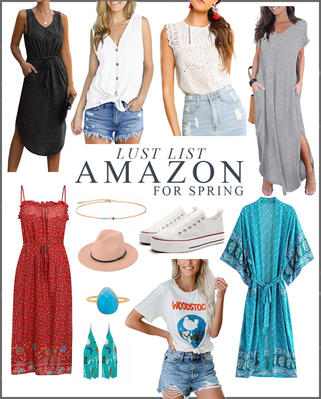 AMAZON spring must haves
