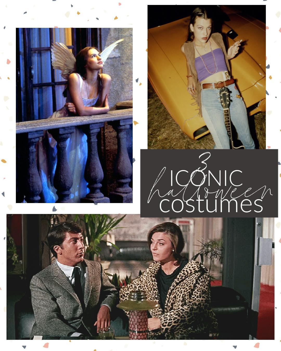 3 Iconic Halloween Costumes