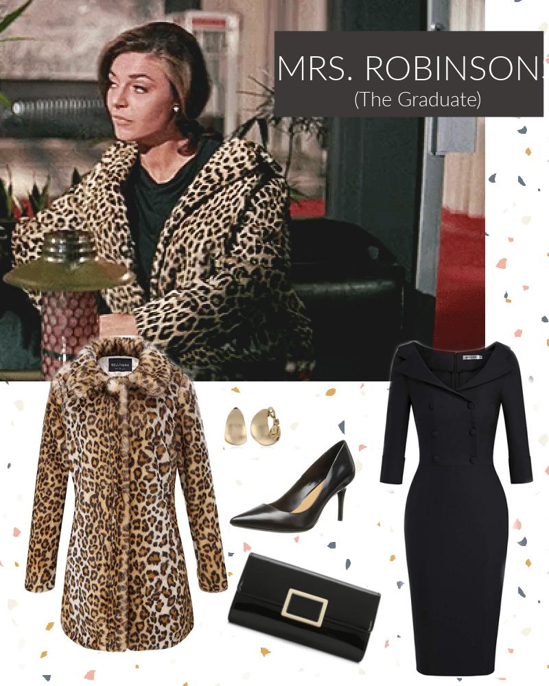 Mrs. Robinson Costume