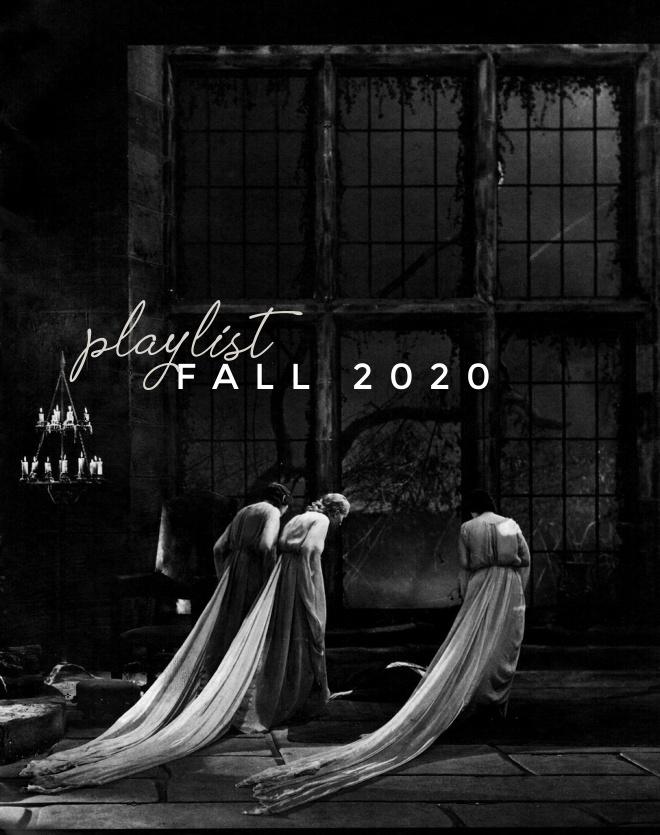 Playlist Fall 2020