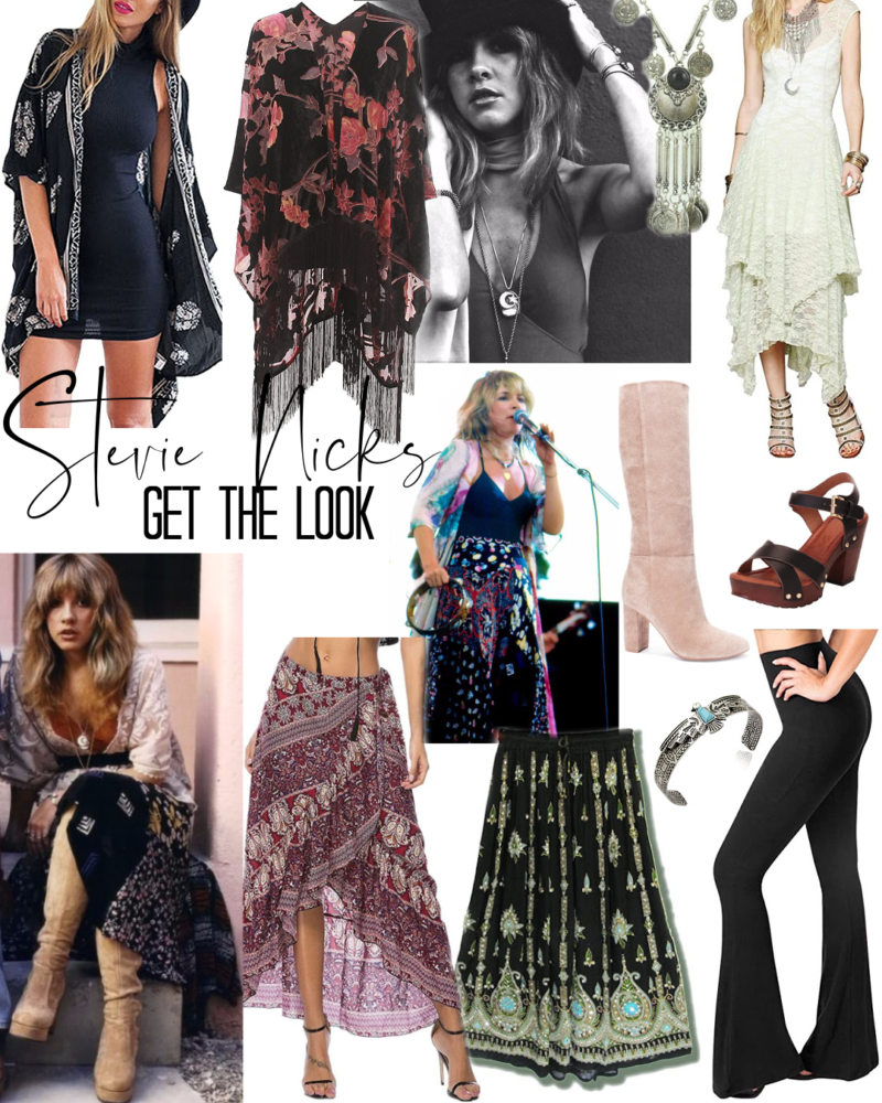 Get the Look:Style Icon-Stevie Nicks (plus a playlist!)